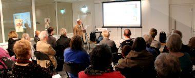 Kirkcudbright Gallery talk 2019