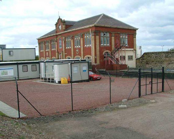 Granton Station